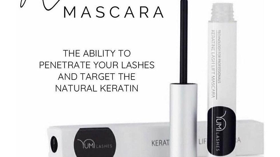 YUMI Keratin Clear Mascara
