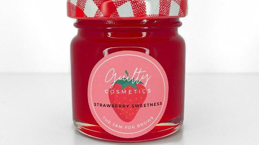 Guilty Cosmetics Strawberry Sweetness Brow Jam