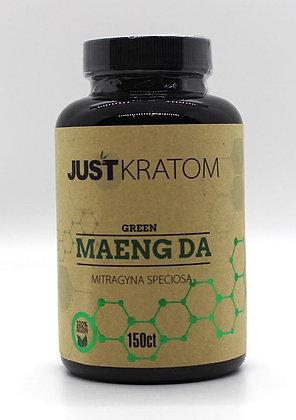 150 Count Green Maeng Da JustKratom