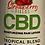 Thumbnail: Fast Acting 1000MG CBD Pain Lotion 4oz Tropical Eucalyptus Strawberry Fields