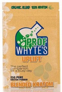 25g Uplift Kratom Powder Prof Whytes