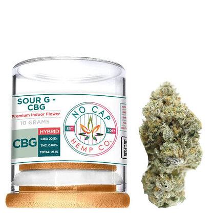Premium CBD Sour G CBG 10 GRAM FLOWER