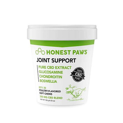 Joint Support - CBD Soft Chews 250MG Honest Paws