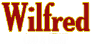 Wilfred CBD and Hemp YELLOW BACKING WHIT