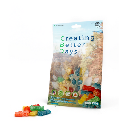 300MG Kind Kids (20 Pieces) Creating Better Days