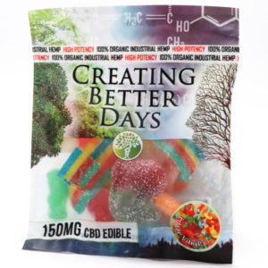 150MG Sour Gummies Variety Pack (10 Pieces)