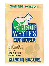 100g Euphoria Kratom Powder Prof Whytes