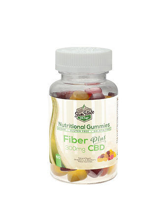 Fiber - 300mg Nutritional Gummy