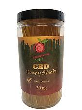 100CT 100% Organic Industrial Strength 30 MG Honey Sticks