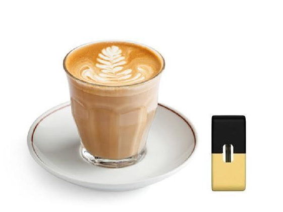 Eon PODS Caffe Latte 6% Salt Based Nicotine 4 Pack