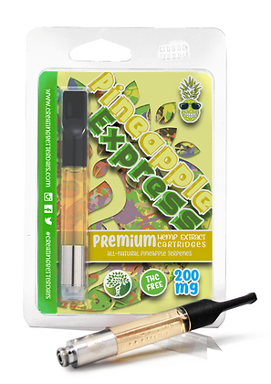 Nano-CBD Cartridge – Pineapple Express 200mg