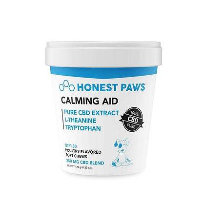Calming Aid - CBD Soft Chews 250MG Honest Paws