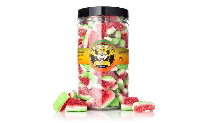 2000MG Watermelon Slices Kangaroo