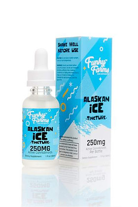 250mg CBD Sublingual Alaskan Ice Oil Funky Farms