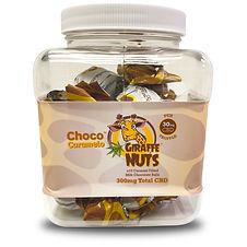 10 Ball Jar | Giraffe Nuts CBD Chocolate Truffle Balls | 30mg CBD per Truffle –