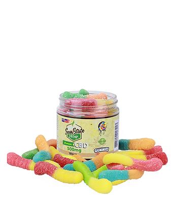 Gummy Worms 500mg