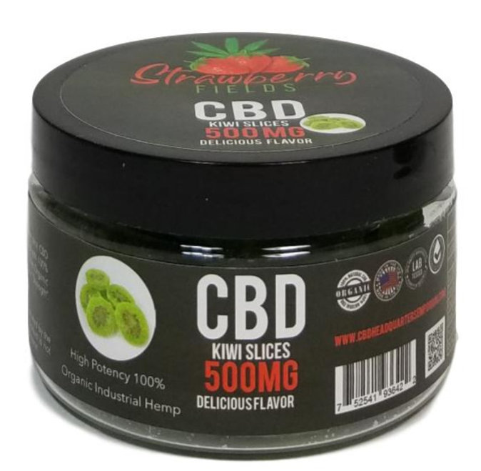 CBD Dried Fruits