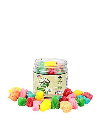 Gummy Bears 500mg Sunstate Hemp