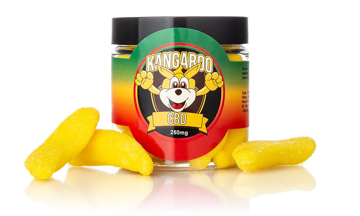 250MG Bananas Kangaroo