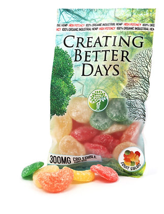 300MG Fruit Salad (20 Pieces)