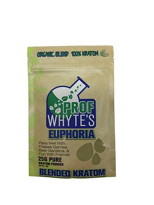 25g Euphoria Kratom Powder Prof Whytes