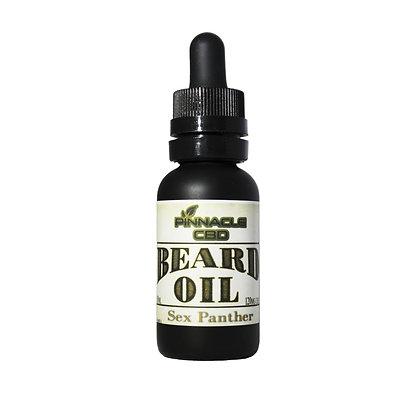Pinnacle CBD CBD Beard Oil - Sex Panther