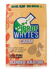 100g Calm Kratom Powder Prof Whytes