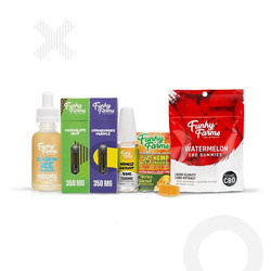 funky farms cbd products