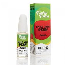 1000MG Apple Jack Pear CBD Vape Juice