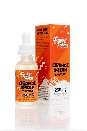 250MG CBD Sublingual Orange Dream Oil