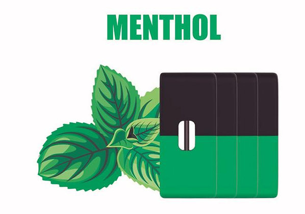 Eon PODS Menthol 6% Salt Based Nicotine 4 Pack