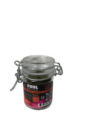 3.5G KLR Grape (INDICA) Hand Trimmed Indoor Grown FUUL BETTER