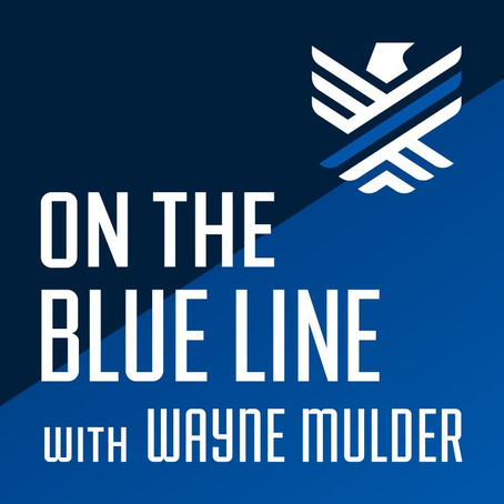 Conquer Your Stress - A Special Podcast with Officer Wayne Mulder