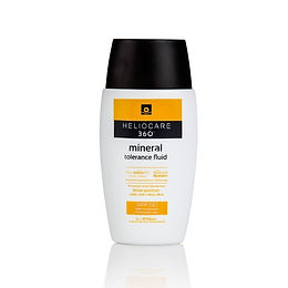 Heliocare 360° Mineral Tolerance Fluid SPF 50 50ml