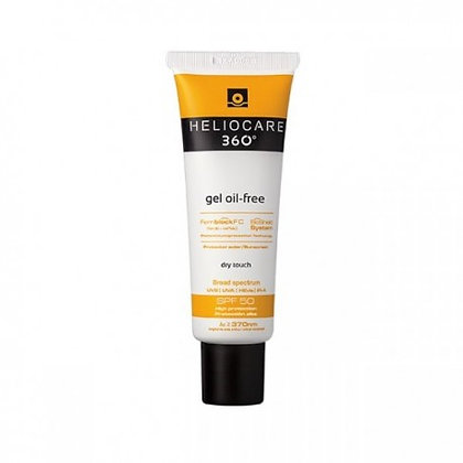 Heliocare 360° Oil-Free Dry Touch Gel SPF 50