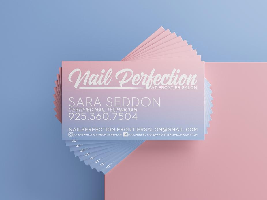 Nail Perfection Card