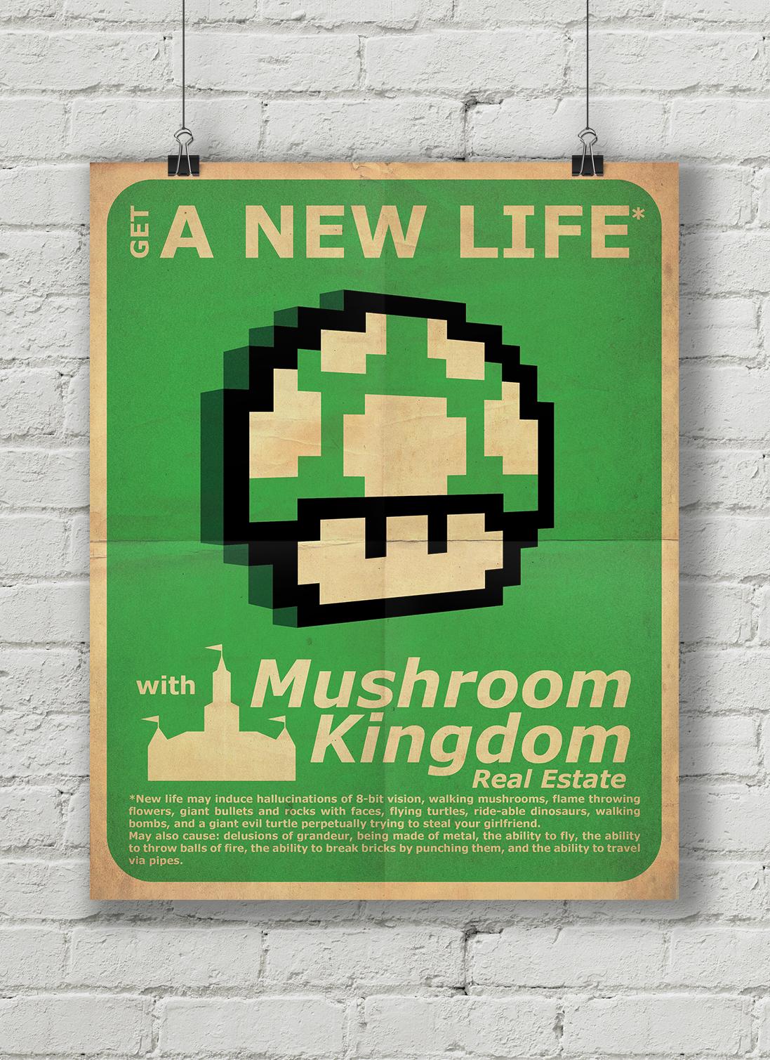 New life mock
