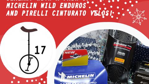 Bike Craft's Christmas Advent Calendar Day 17!