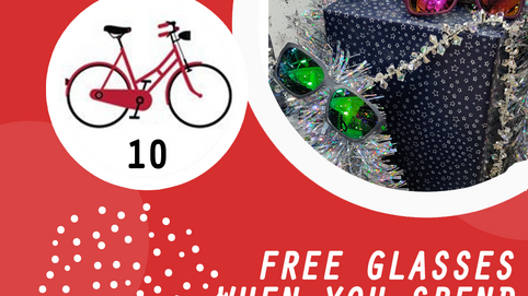 Bike Craft's Christmas Advent Calendar Day 10