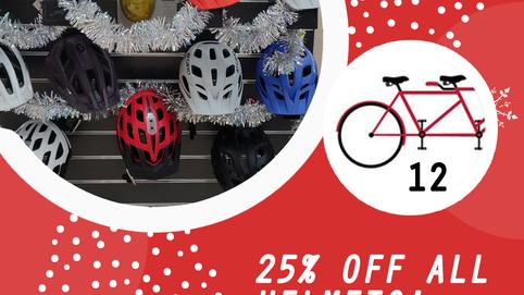 Bike Craft's Christmas Advent Calendar Day 12!