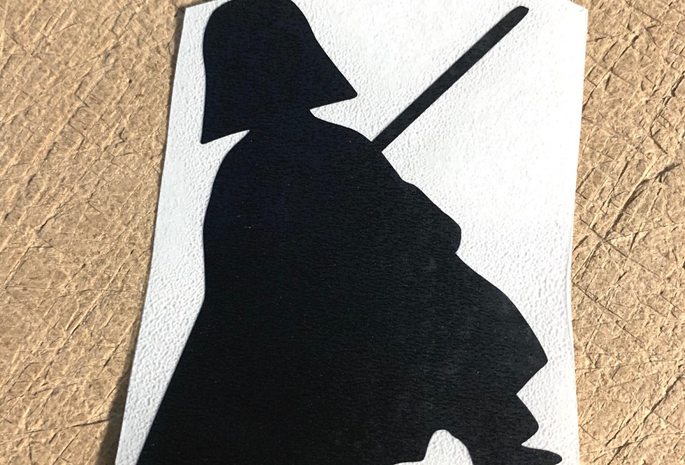 Vader Shadow Decal