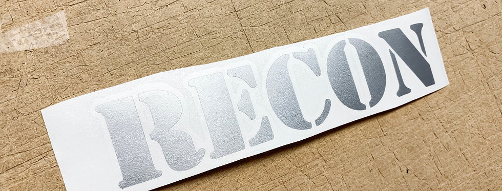 Recon Lighting Logo