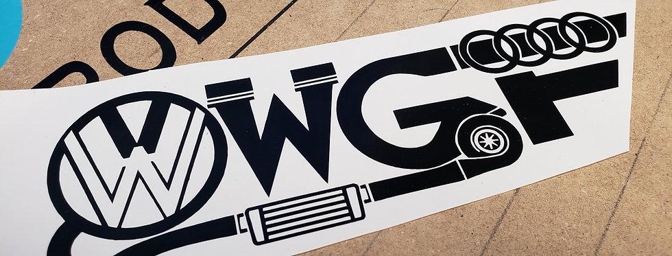 WWGF Official Logo