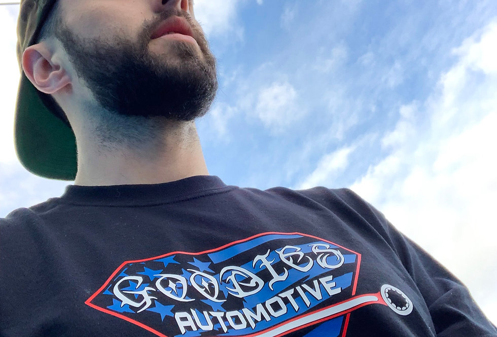 Goodies Auto American Pride T-Shirt