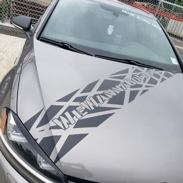 2016 VW Golf R Hatchback