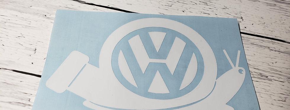 VW Turbo Snail