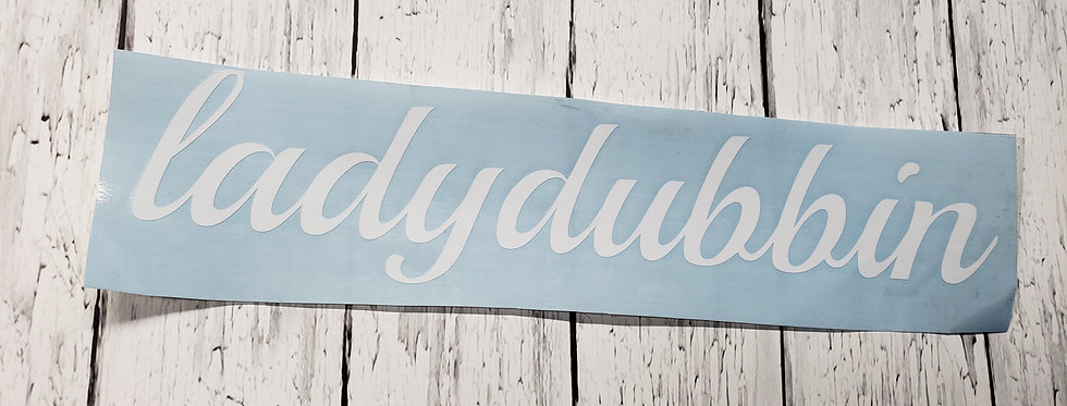 ladydubbin