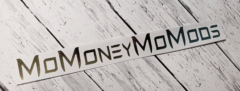 MoMoneyMoMods