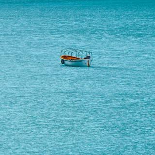 Vast Blue Lake