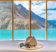 Luxus Hunza Rooms